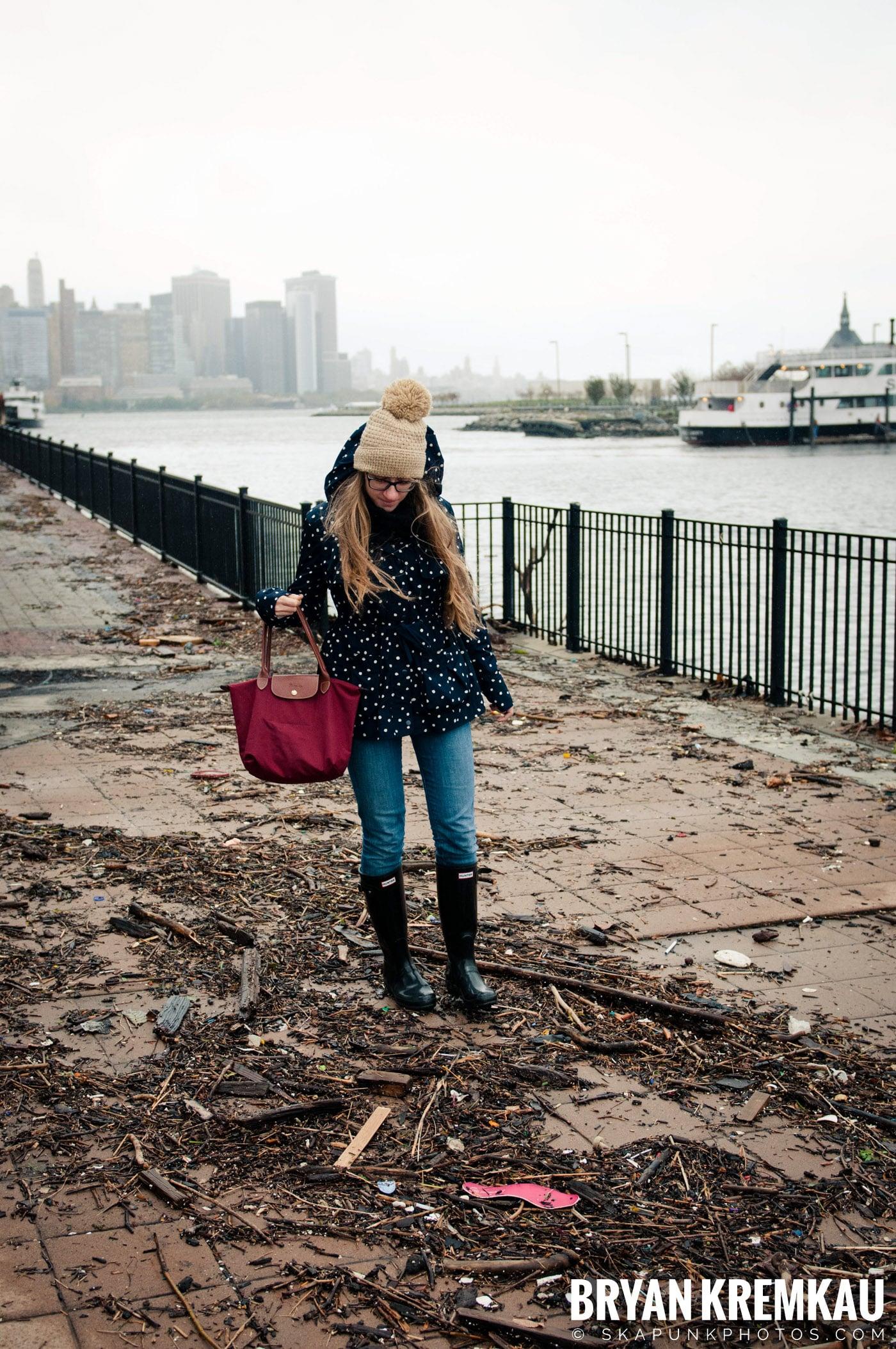 Hurricane Sandy 2012 @ Paulus Hook, Jersey City - 10.29.12 - 10.30.12 (22)