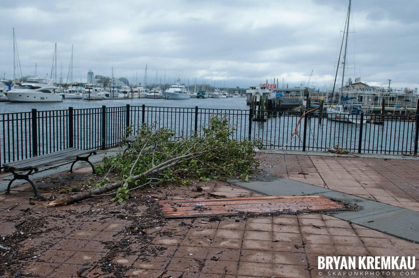 Hurricane Sandy 2012 @ Paulus Hook, Jersey City - 10.29.12 - 10.30.12 (21)
