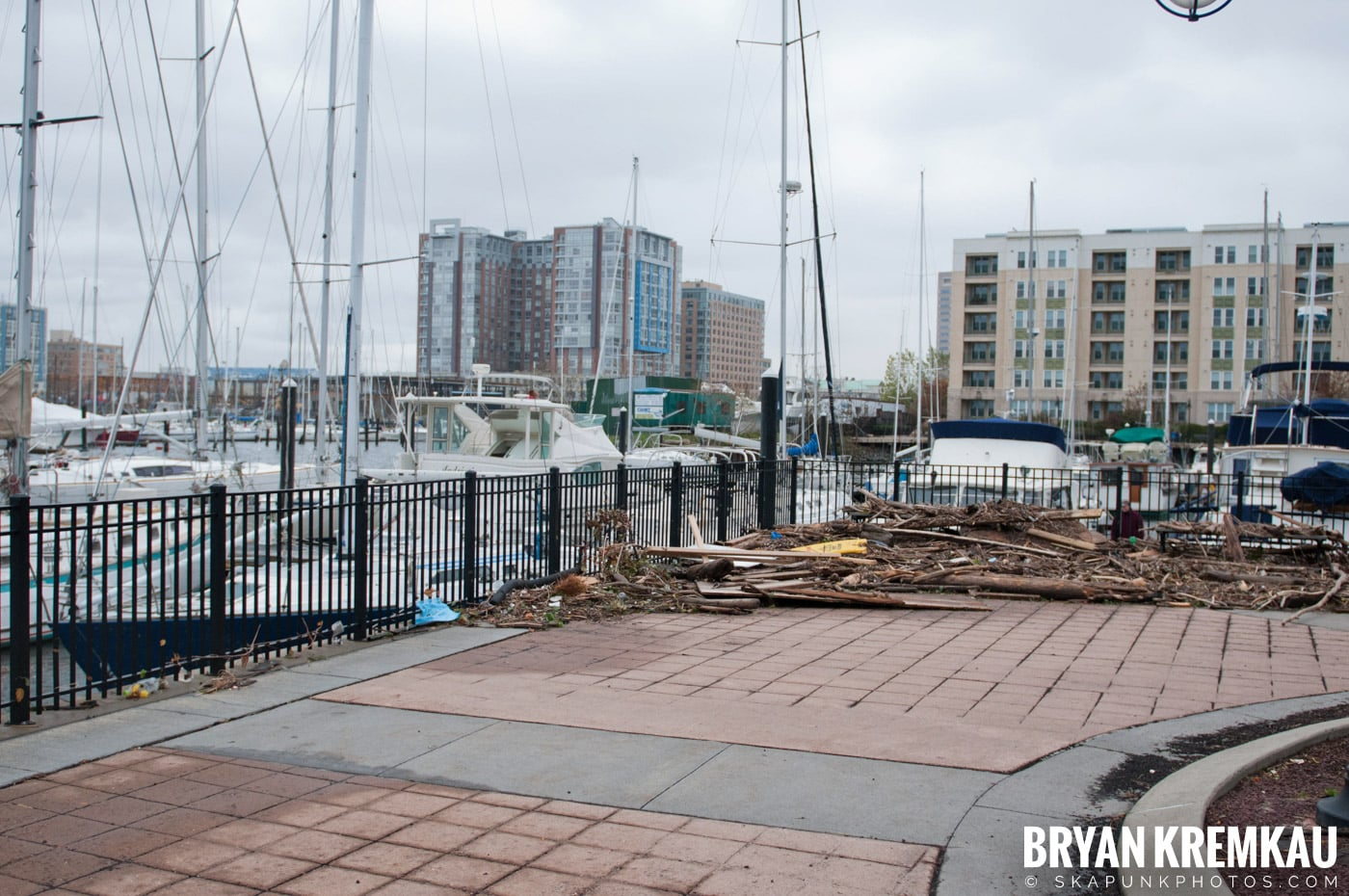 Hurricane Sandy 2012 @ Paulus Hook, Jersey City - 10.29.12 - 10.30.12 (20)