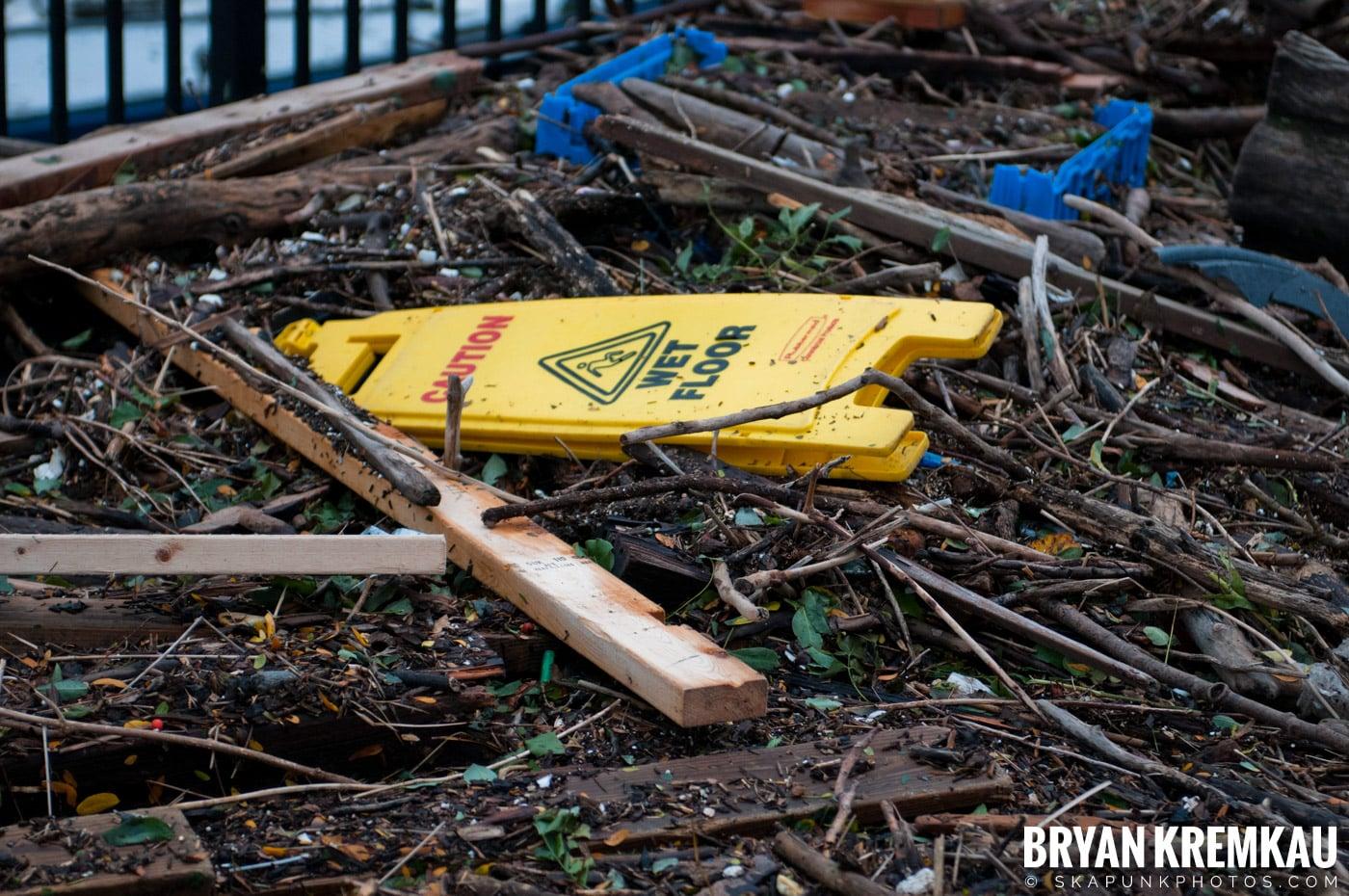 Hurricane Sandy 2012 @ Paulus Hook, Jersey City - 10.29.12 - 10.30.12 (18)