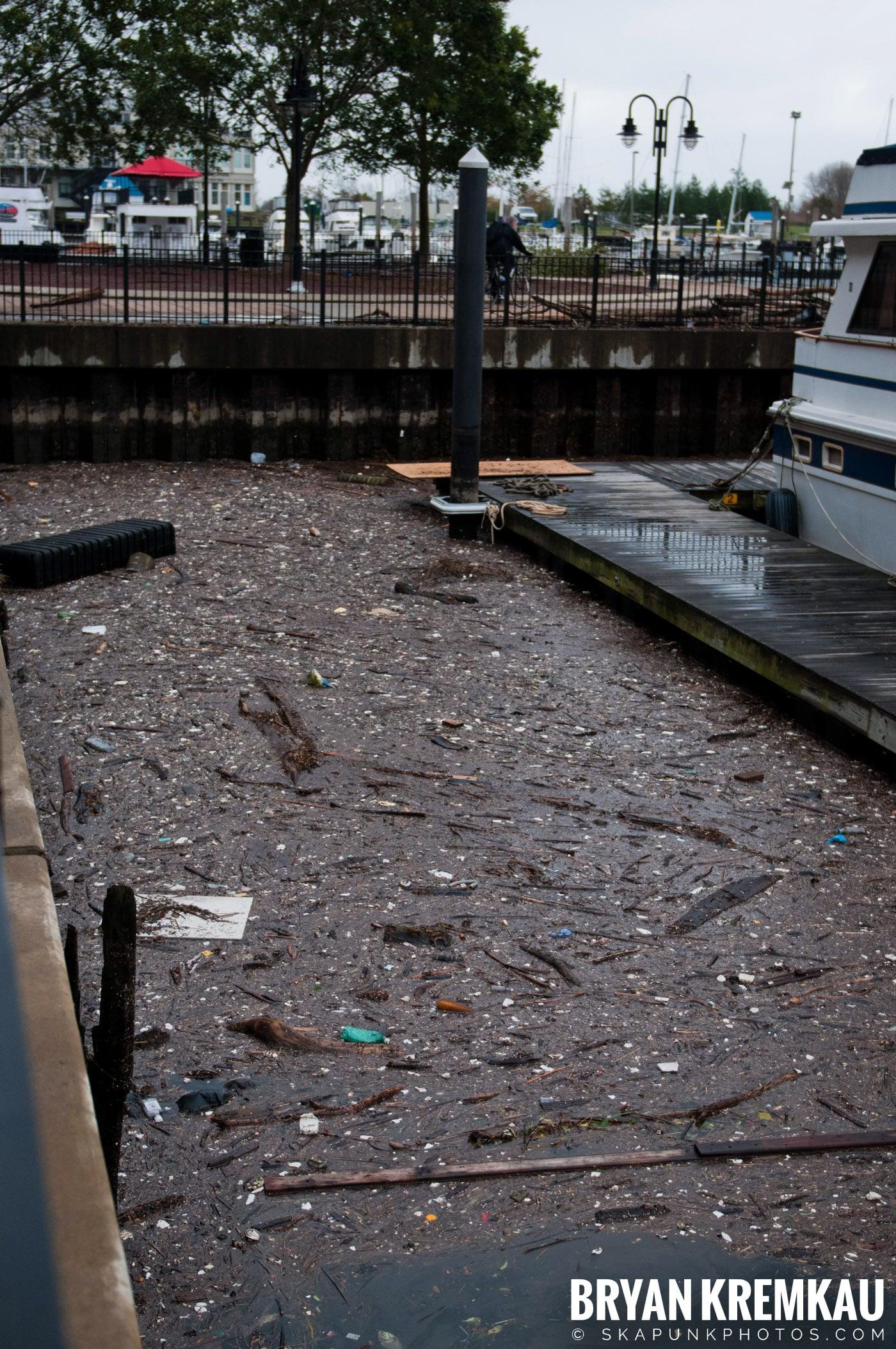 Hurricane Sandy 2012 @ Paulus Hook, Jersey City - 10.29.12 - 10.30.12 (17)