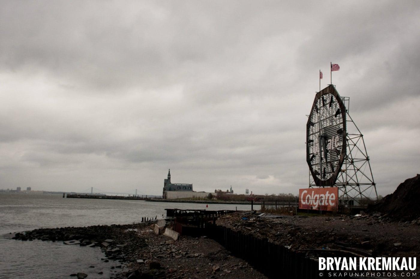 Hurricane Sandy 2012 @ Paulus Hook, Jersey City - 10.29.12 - 10.30.12 (14)