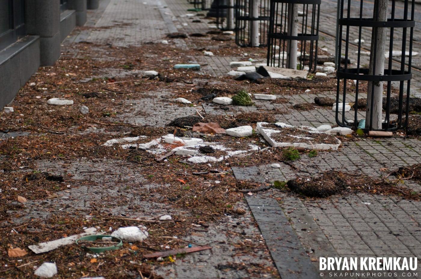 Hurricane Sandy 2012 @ Paulus Hook, Jersey City - 10.29.12 - 10.30.12 (2)