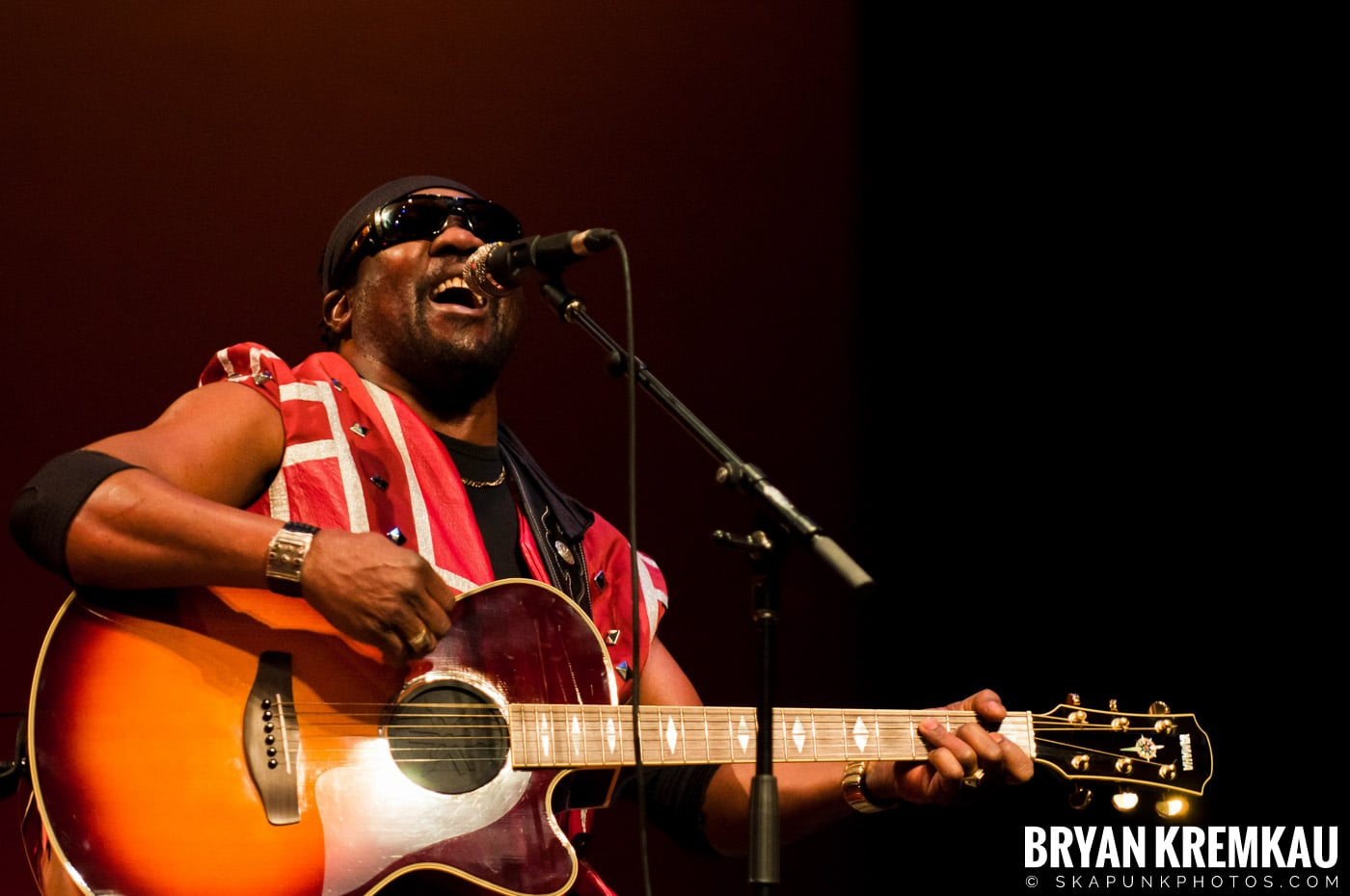 Toots and The Maytals @ Sugar Loaf Performing Arts Center, Sugar Loaf, NY - 11.3.12 (33)