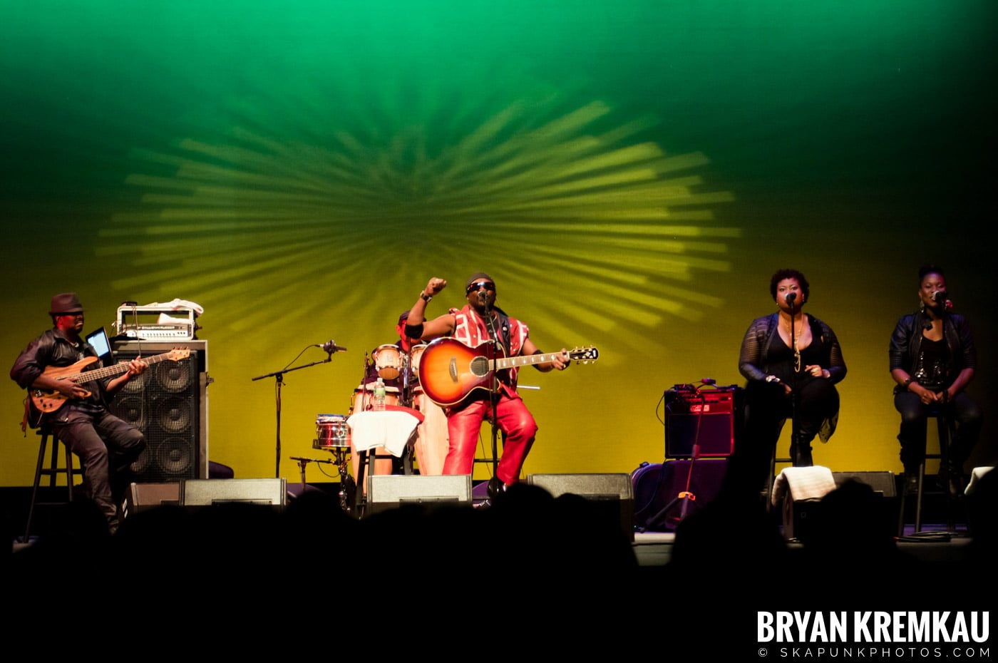 Toots and The Maytals @ Sugar Loaf Performing Arts Center, Sugar Loaf, NY - 11.3.12 (21)