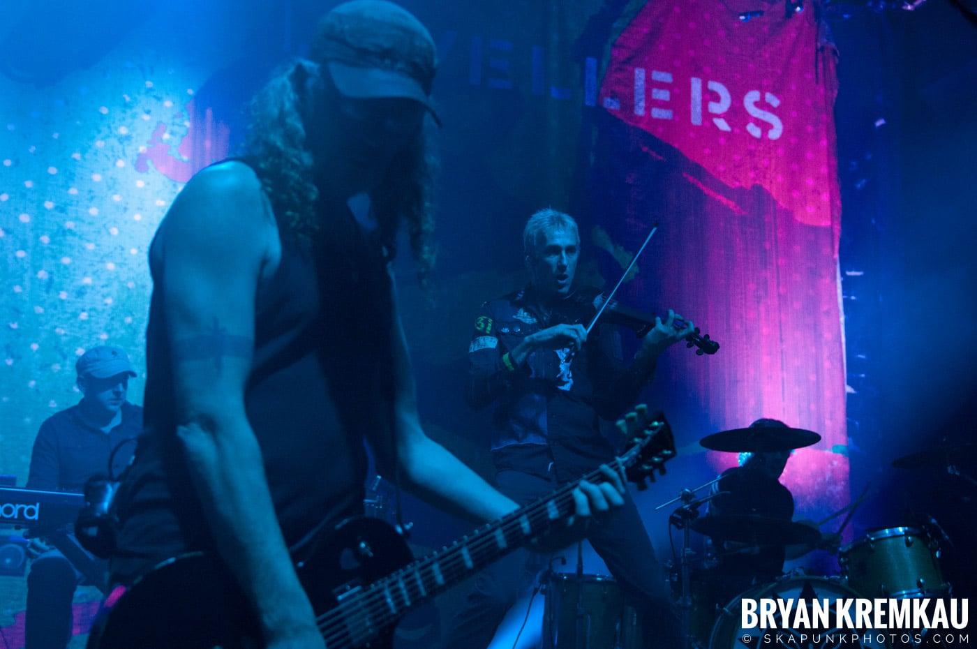 The Levellers @ Shepherds Bush Empire, London UK - 11.24.12 (4)