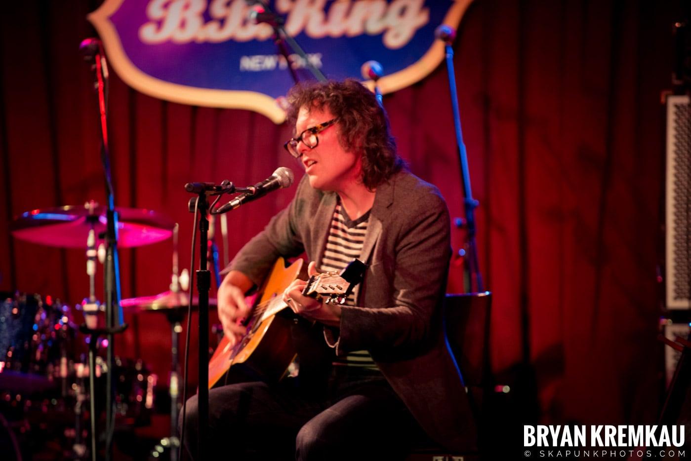 Amy Helm @ B.B. Kings Blues & Grill, NYC - 1.11.13 (16)