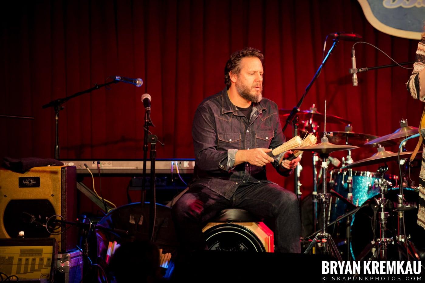 Amy Helm @ B.B. Kings Blues & Grill, NYC - 1.11.13 (14)