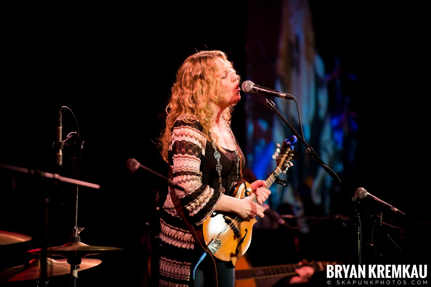 Amy Helm @ B.B. Kings Blues & Grill, NYC - 1.11.13 (10)
