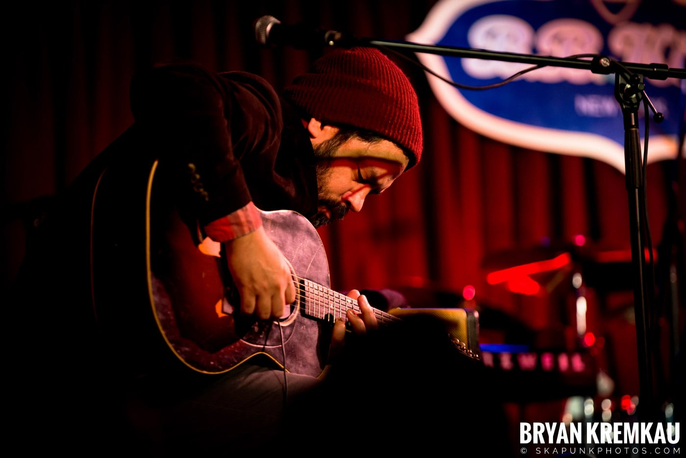 Amy Helm @ B.B. Kings Blues & Grill, NYC - 1.11.13 (9)