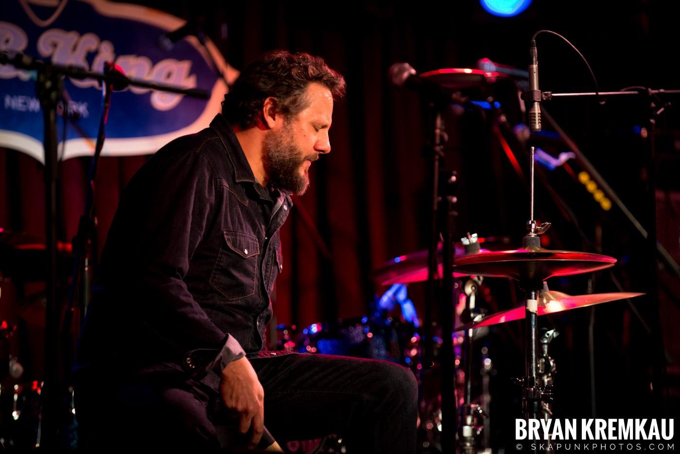 Amy Helm @ B.B. Kings Blues & Grill, NYC - 1.11.13 (8)