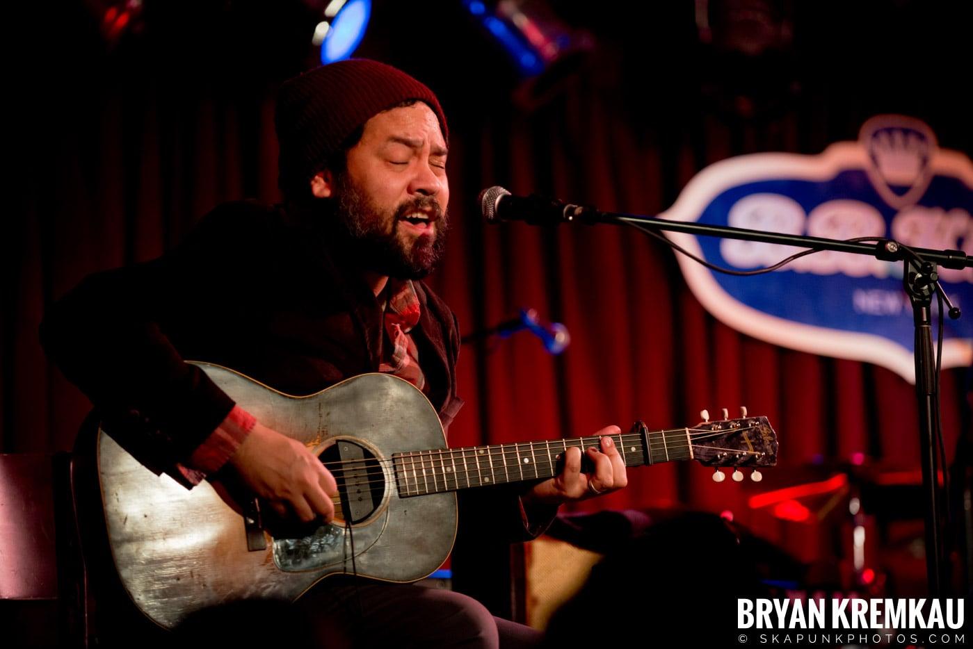 Amy Helm @ B.B. Kings Blues & Grill, NYC - 1.11.13 (7)