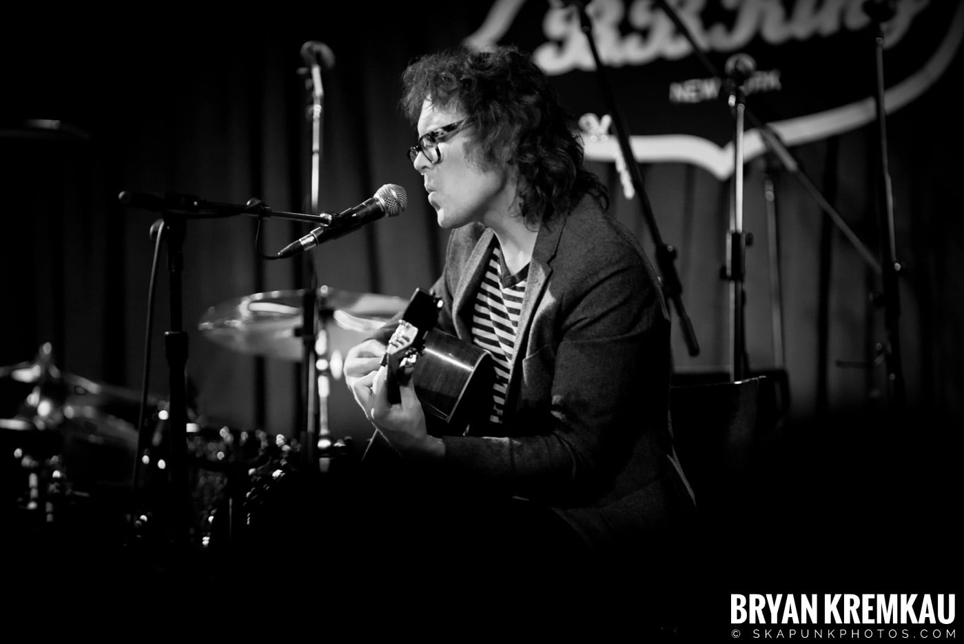 Amy Helm @ B.B. Kings Blues & Grill, NYC - 1.11.13 (5)