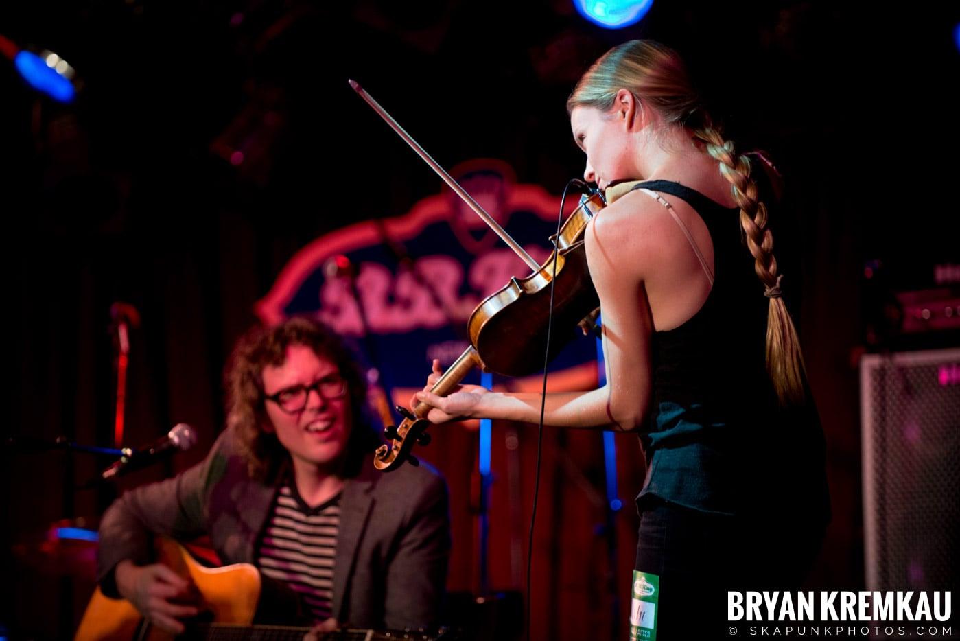 Amy Helm @ B.B. Kings Blues & Grill, NYC - 1.11.13 (4)