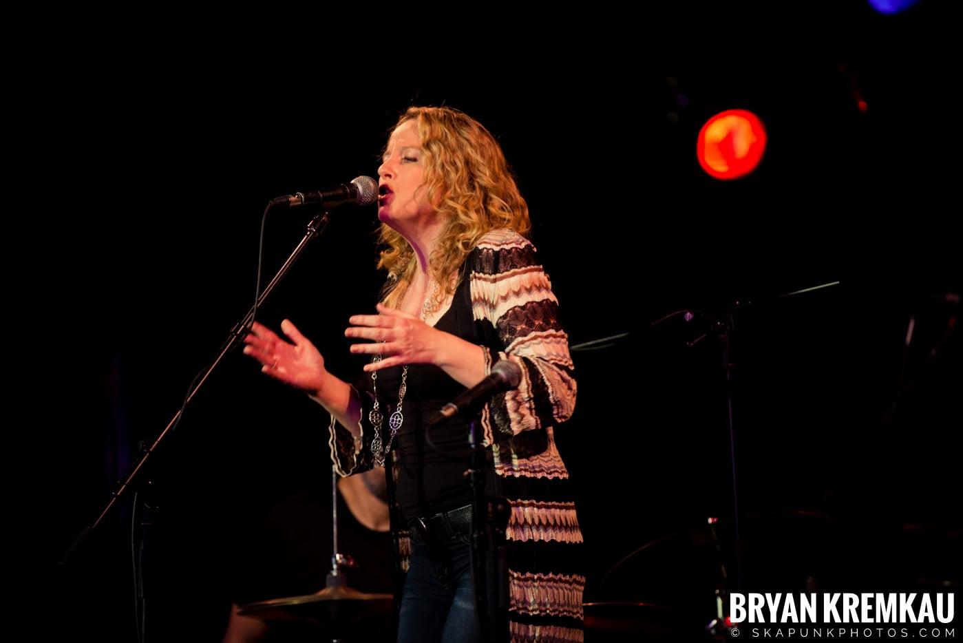 Amy Helm @ B.B. Kings Blues & Grill, NYC - 1.11.13 (1)