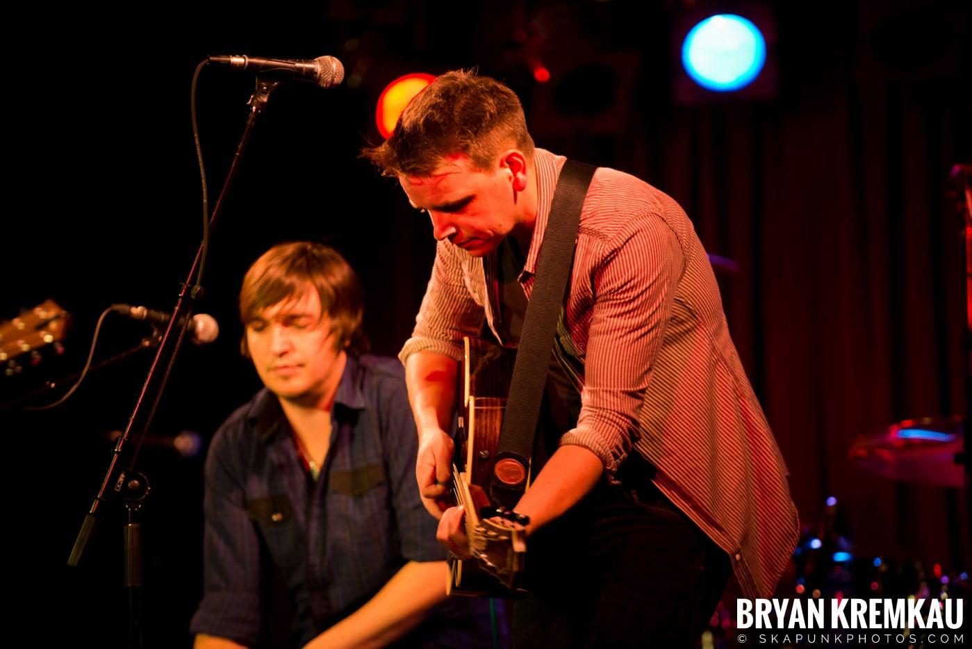 The Dunwells @ B.B. Kings Blues & Grill, NYC - 1.11.13 (20)