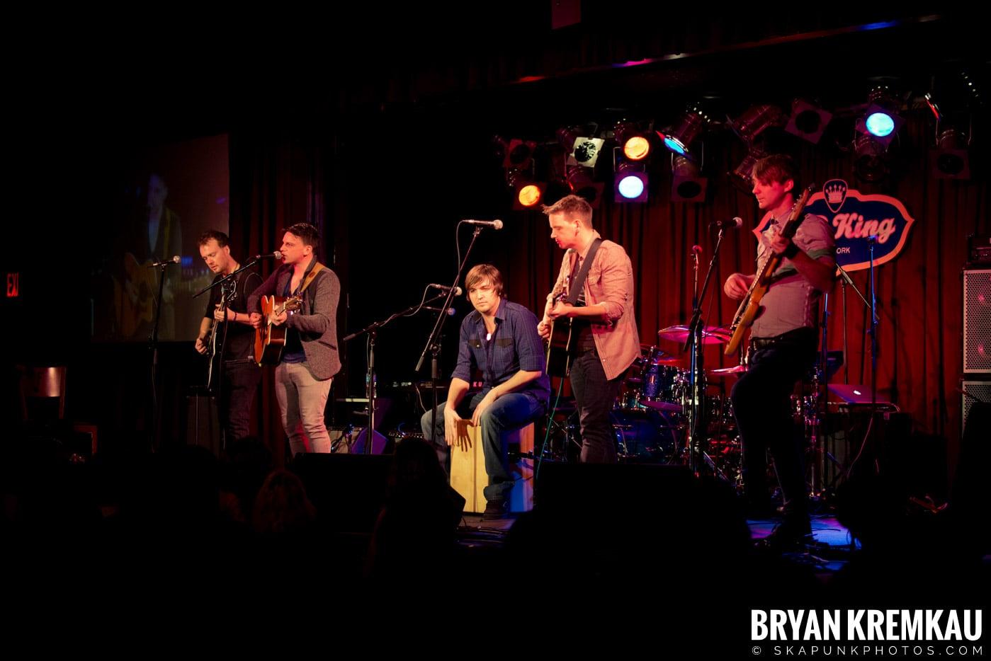 The Dunwells @ B.B. Kings Blues & Grill, NYC - 1.11.13 (19)