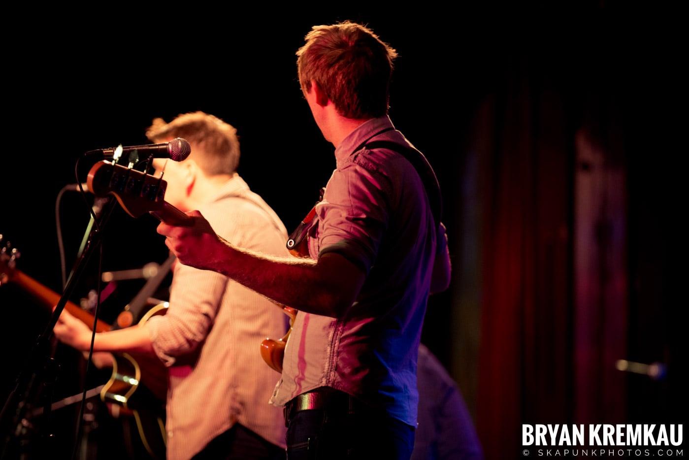 The Dunwells @ B.B. Kings Blues & Grill, NYC - 1.11.13 (18)
