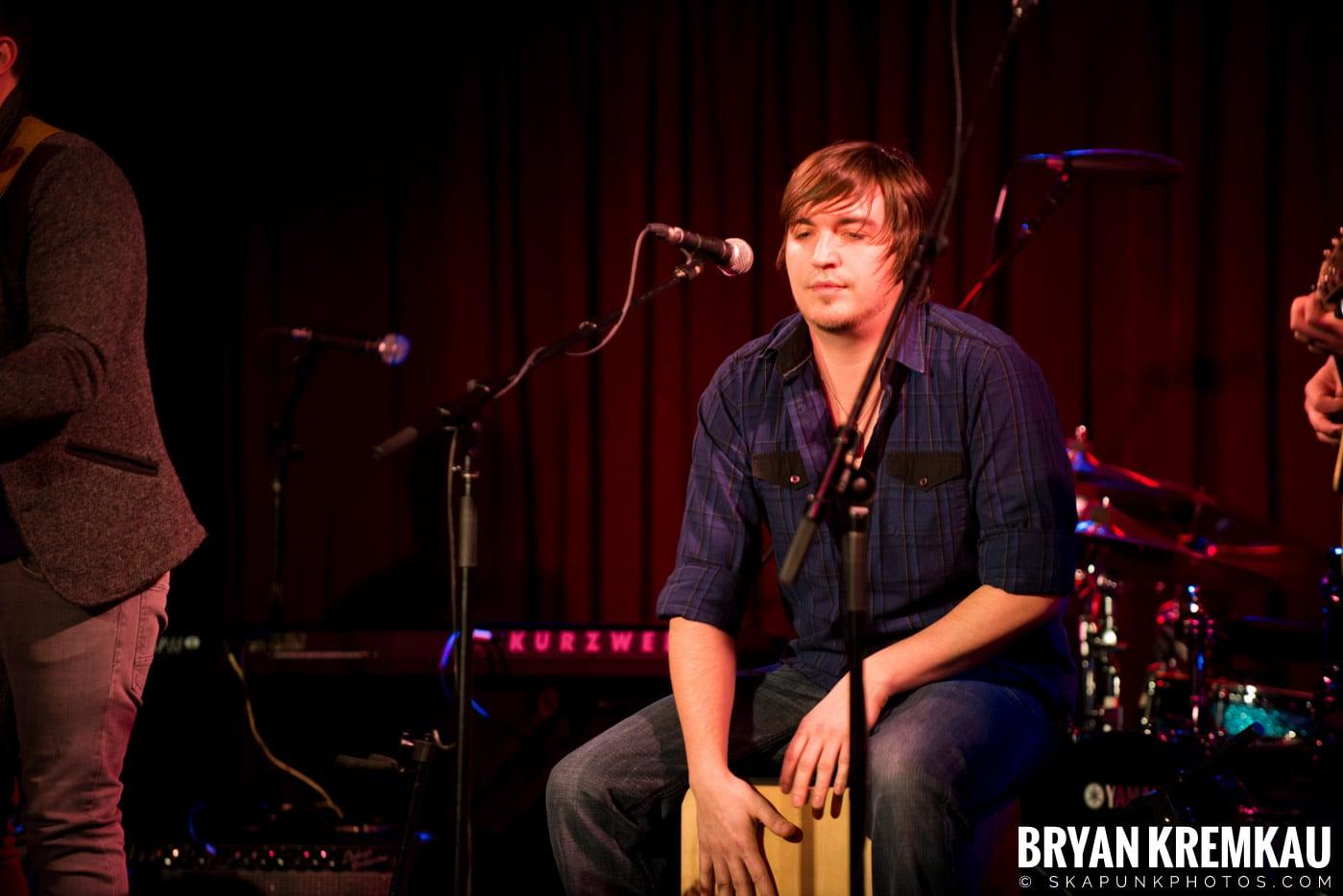 The Dunwells @ B.B. Kings Blues & Grill, NYC - 1.11.13 (17)