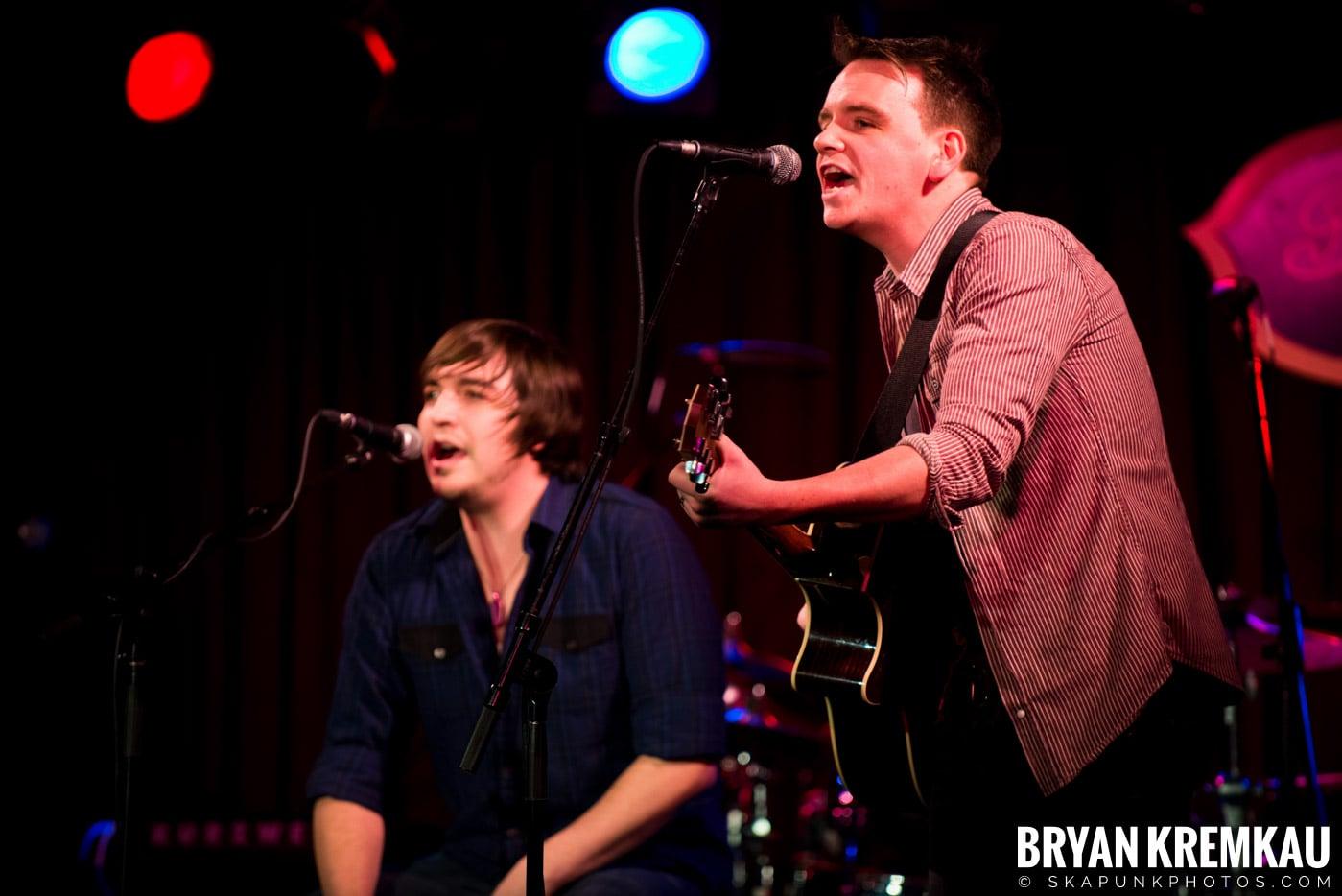 The Dunwells @ B.B. Kings Blues & Grill, NYC - 1.11.13 (13)