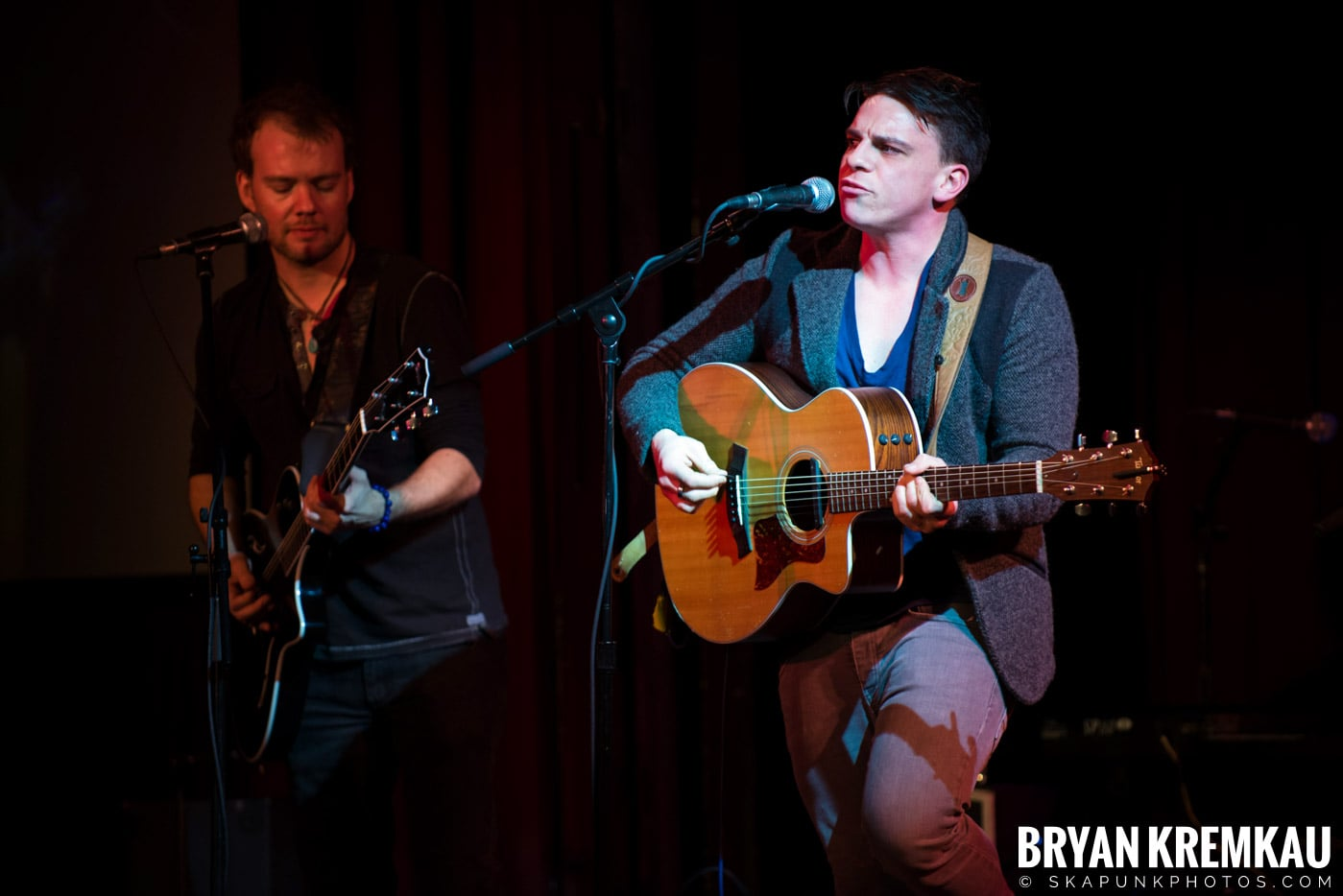 The Dunwells @ B.B. Kings Blues & Grill, NYC - 1.11.13 (12)