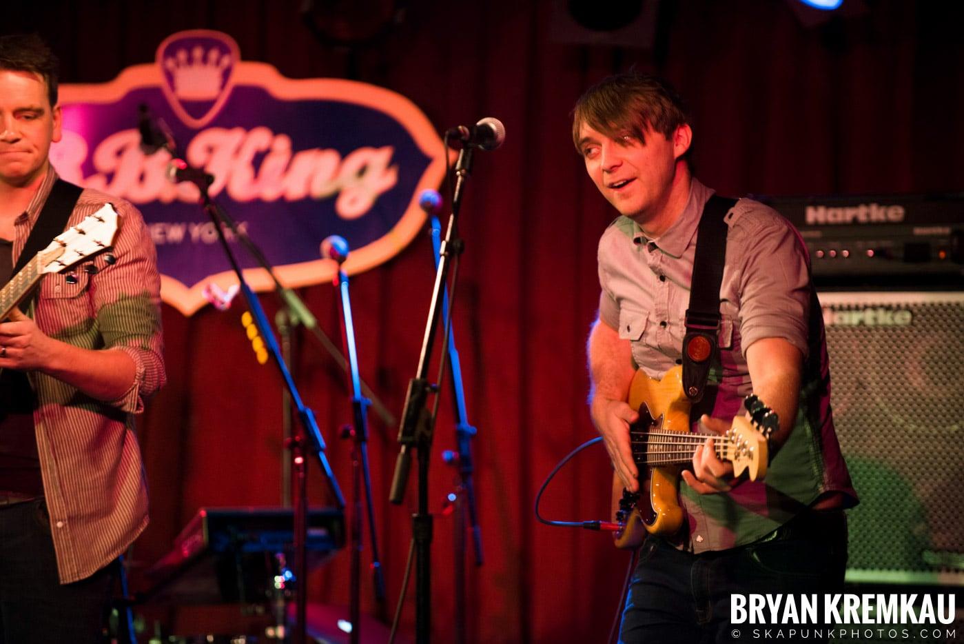 The Dunwells @ B.B. Kings Blues & Grill, NYC - 1.11.13 (11)