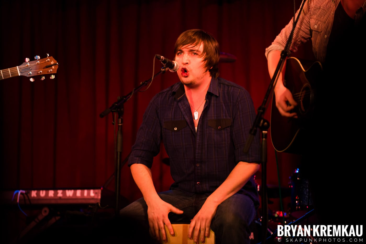 The Dunwells @ B.B. Kings Blues & Grill, NYC - 1.11.13 (8)