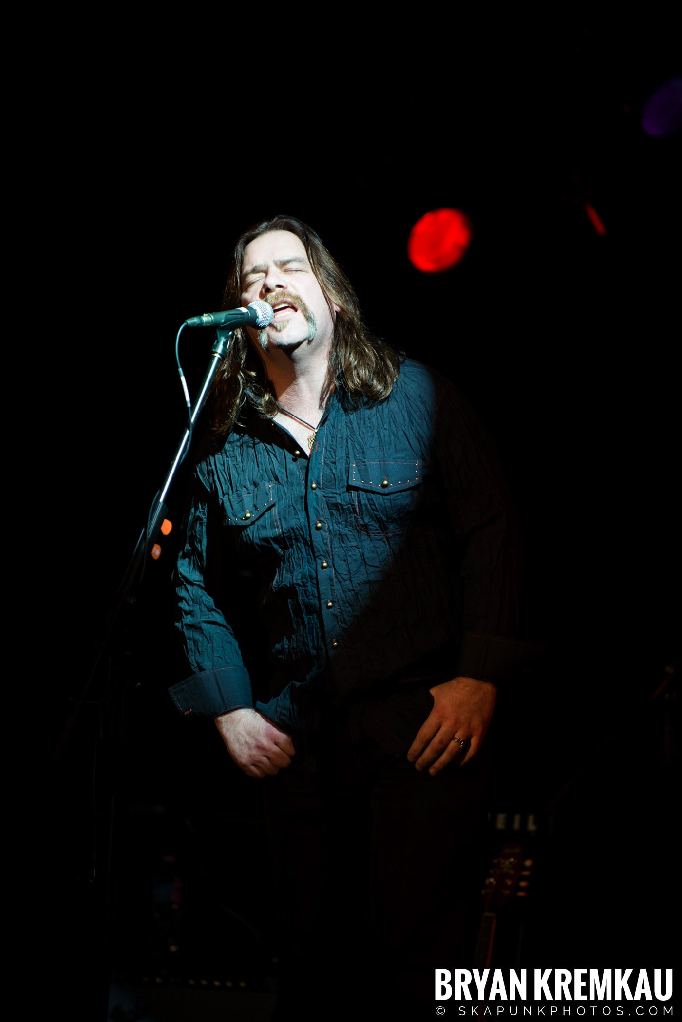 Alan Doyle @ B.B. King Blues & Grill, NYC - 1.11.13 (34)