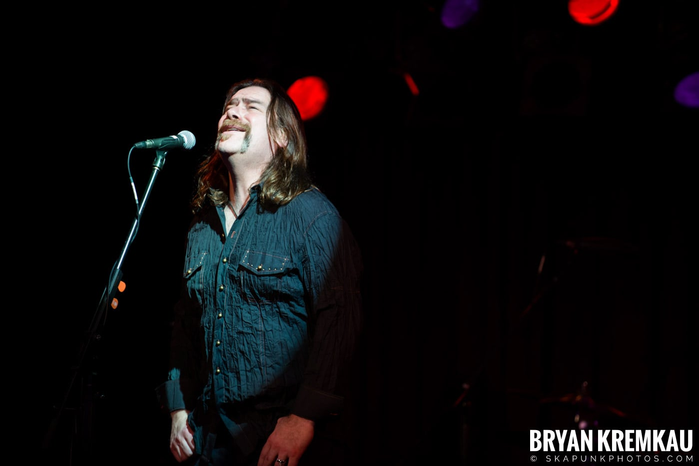 Alan Doyle @ B.B. King Blues & Grill, NYC - 1.11.13 (33)