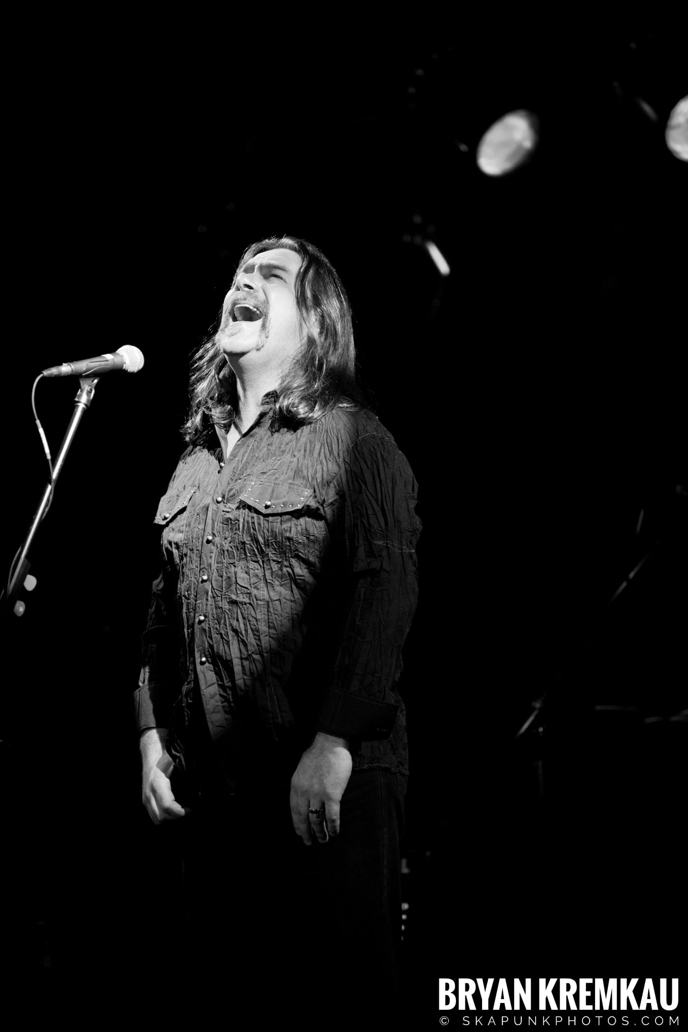 Alan Doyle @ B.B. King Blues & Grill, NYC - 1.11.13 (32)