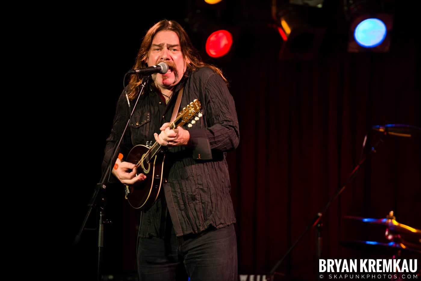 Alan Doyle @ B.B. King Blues & Grill, NYC - 1.11.13 (31)