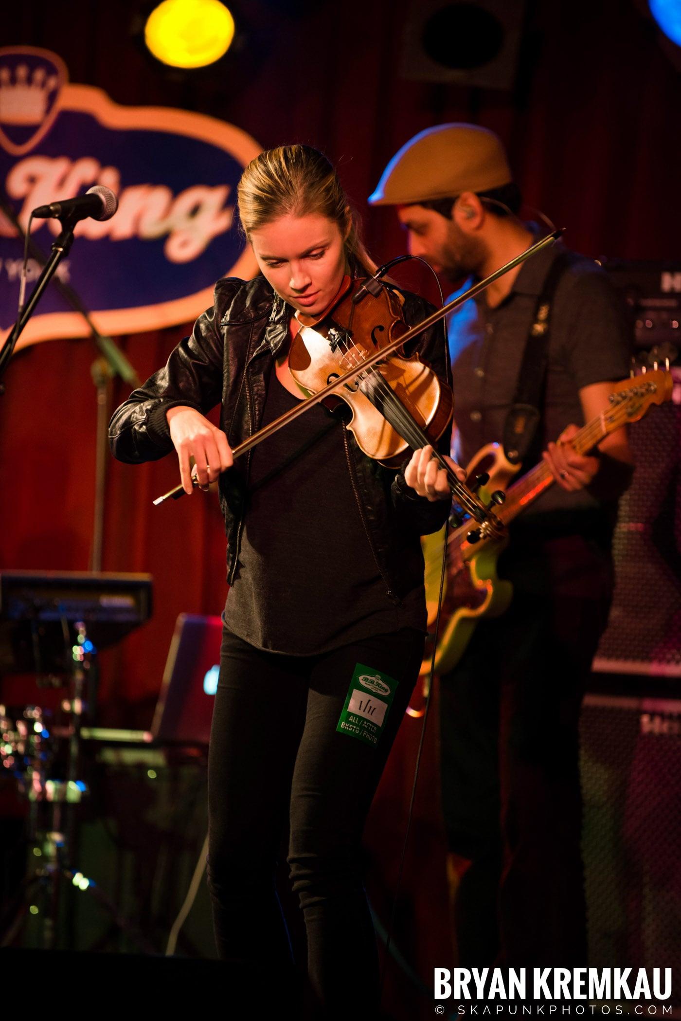 Alan Doyle @ B.B. King Blues & Grill, NYC - 1.11.13 (30)