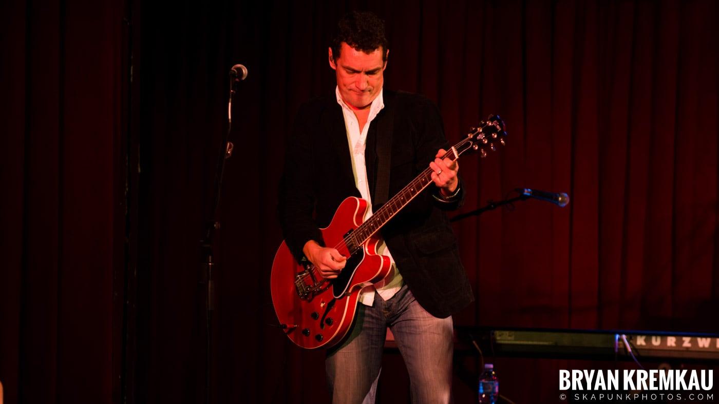 Alan Doyle @ B.B. King Blues & Grill, NYC - 1.11.13 (27)