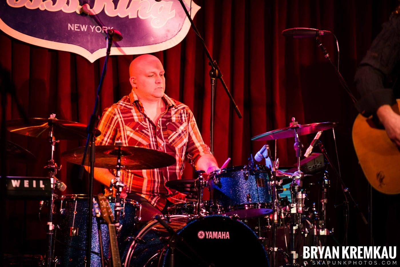 Alan Doyle @ B.B. King Blues & Grill, NYC - 1.11.13 (22)