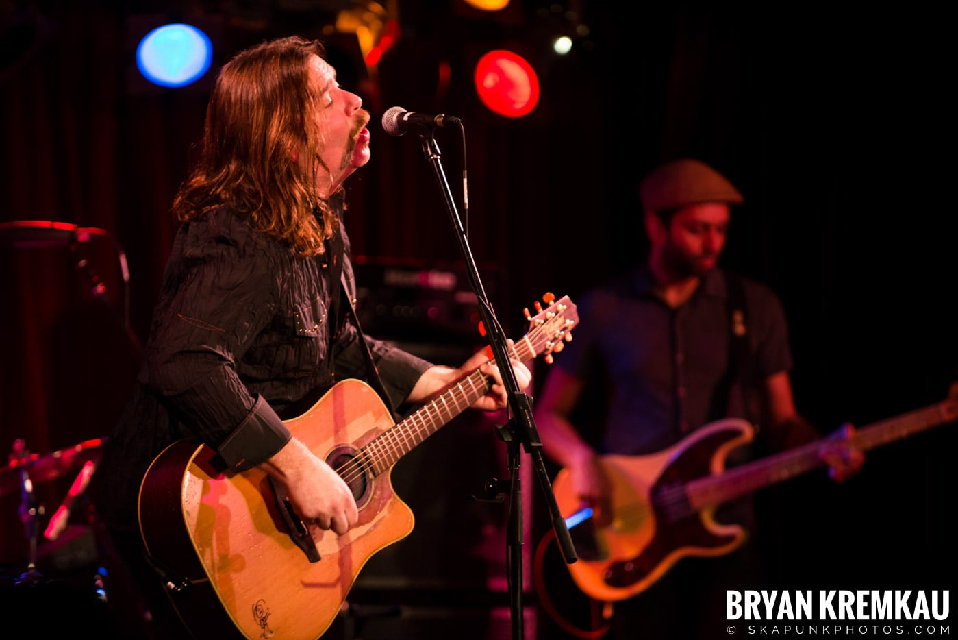 Alan Doyle @ B.B. King Blues & Grill, NYC - 1.11.13 (20)