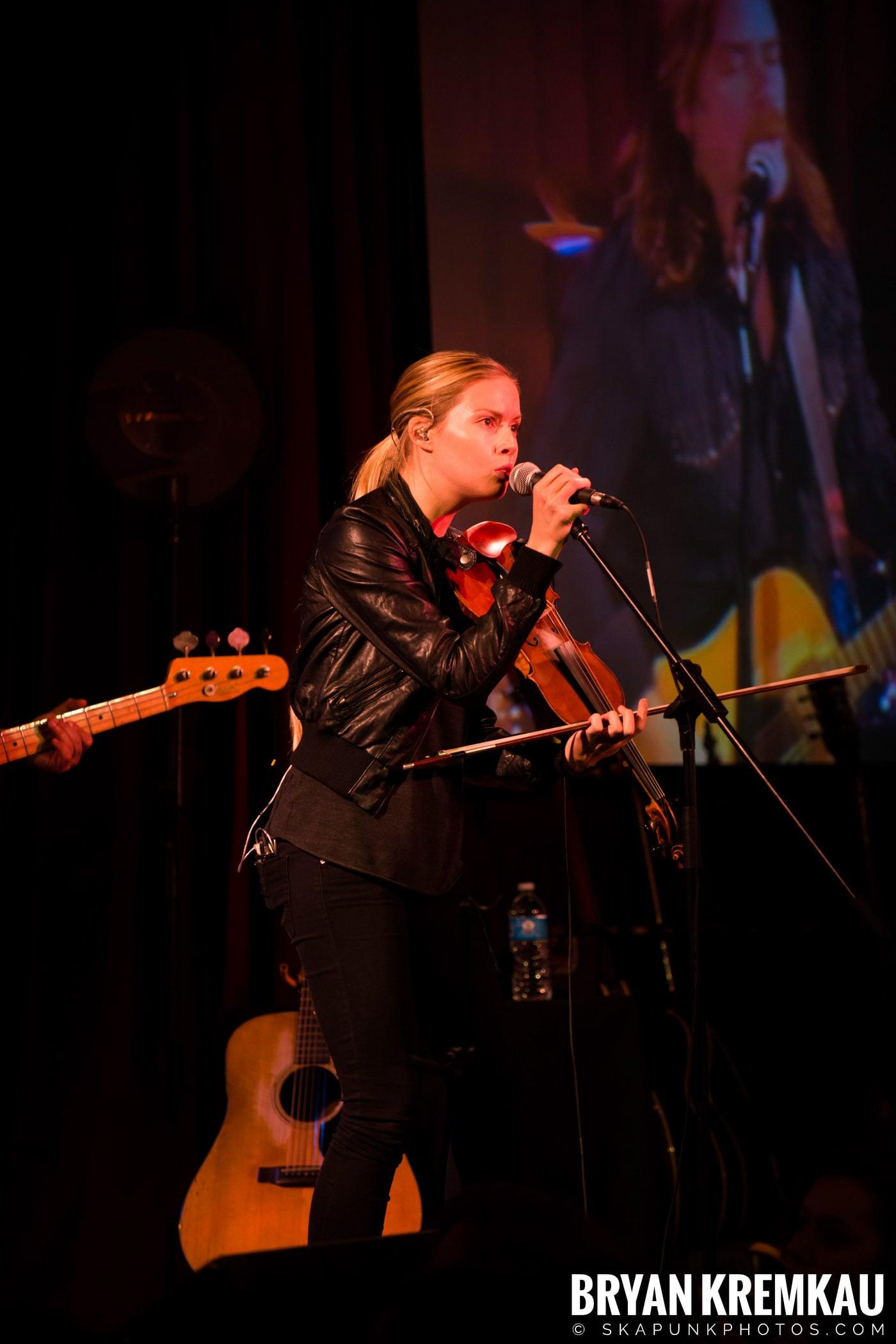 Alan Doyle @ B.B. King Blues & Grill, NYC - 1.11.13 (19)