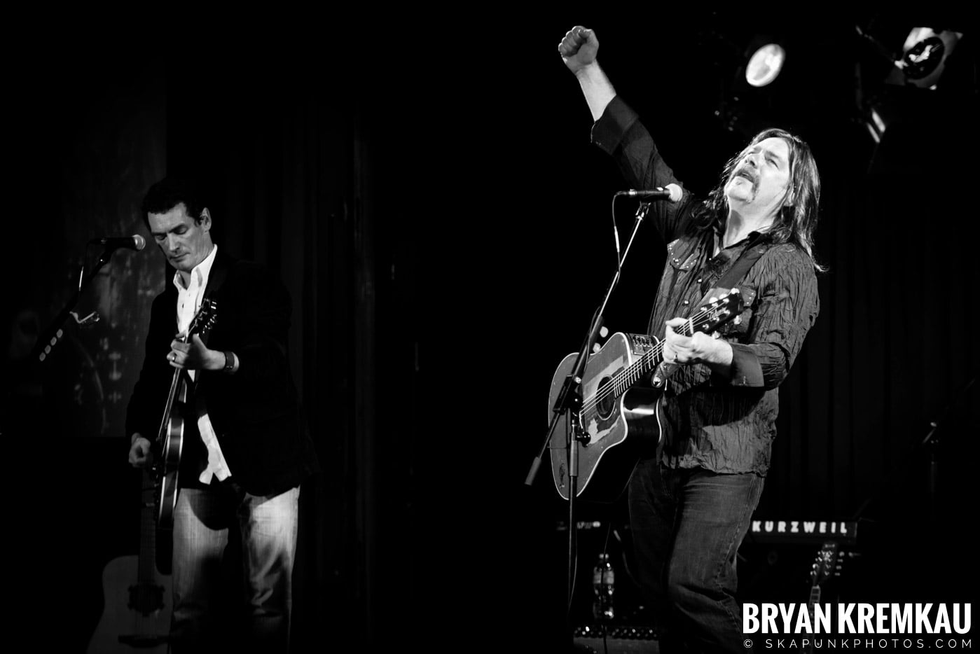 Alan Doyle @ B.B. King Blues & Grill, NYC - 1.11.13 (9)