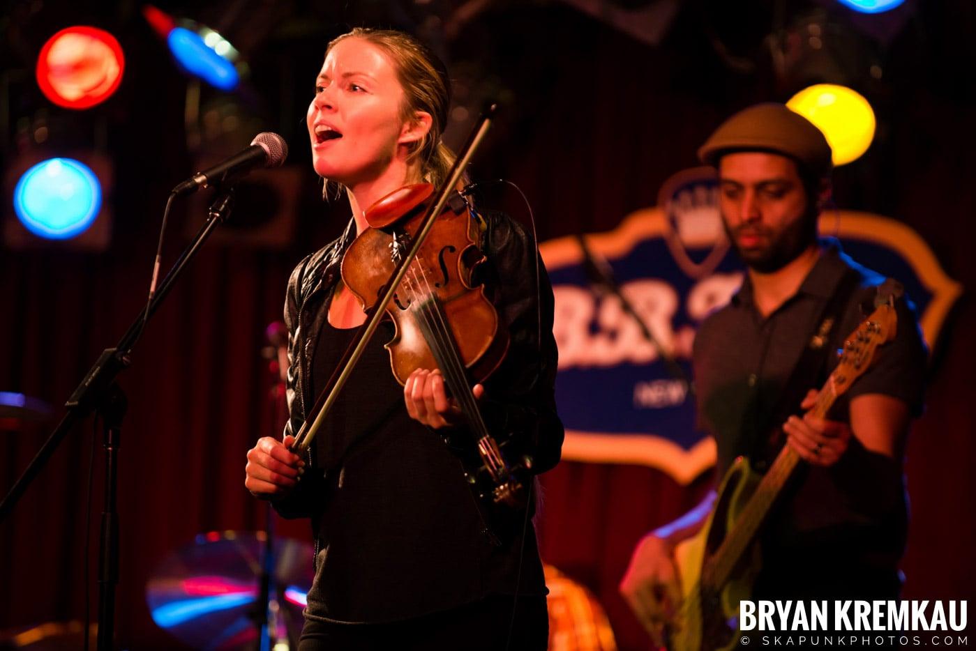 Alan Doyle @ B.B. King Blues & Grill, NYC - 1.11.13 (4)