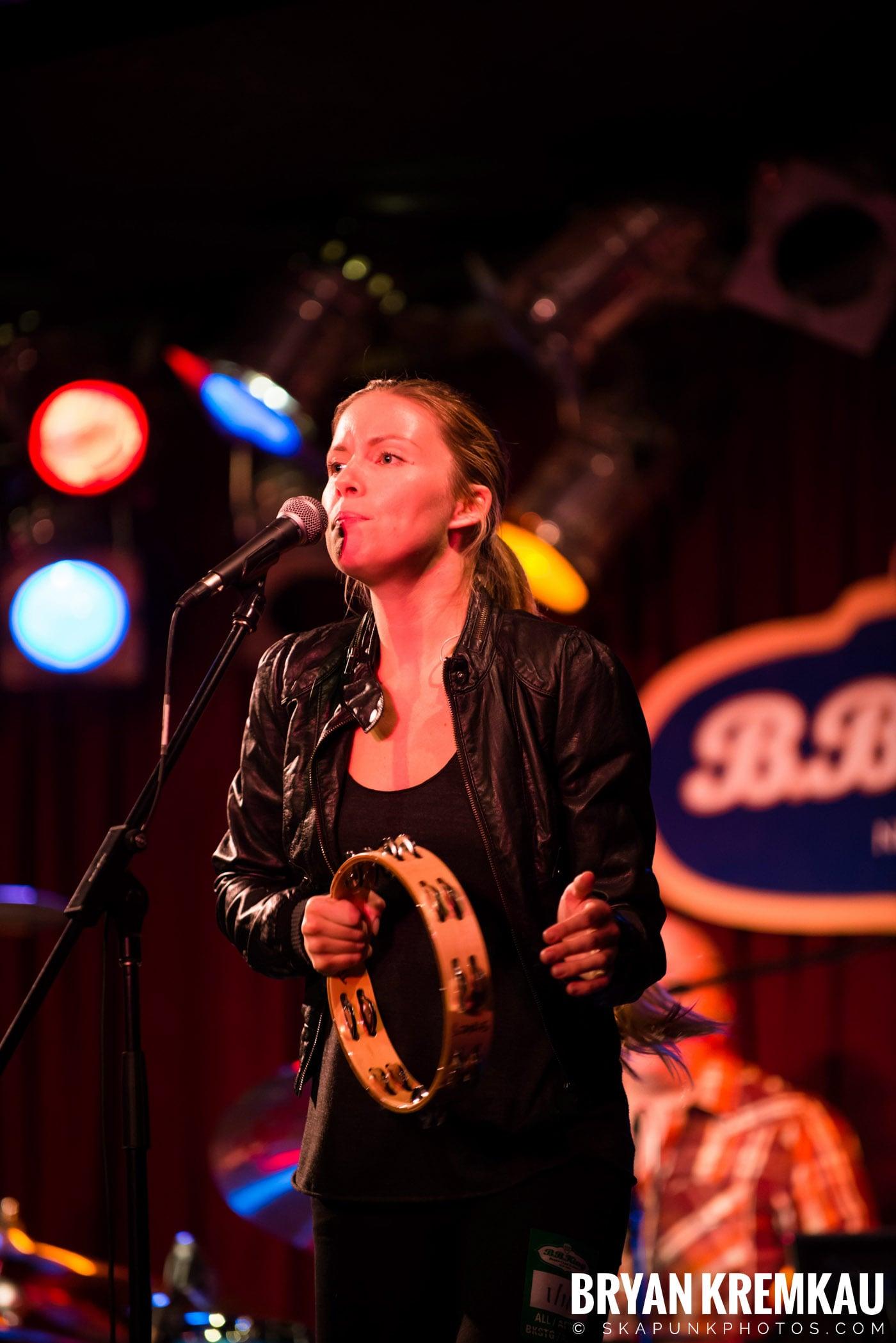 Alan Doyle @ B.B. King Blues & Grill, NYC - 1.11.13 (2)