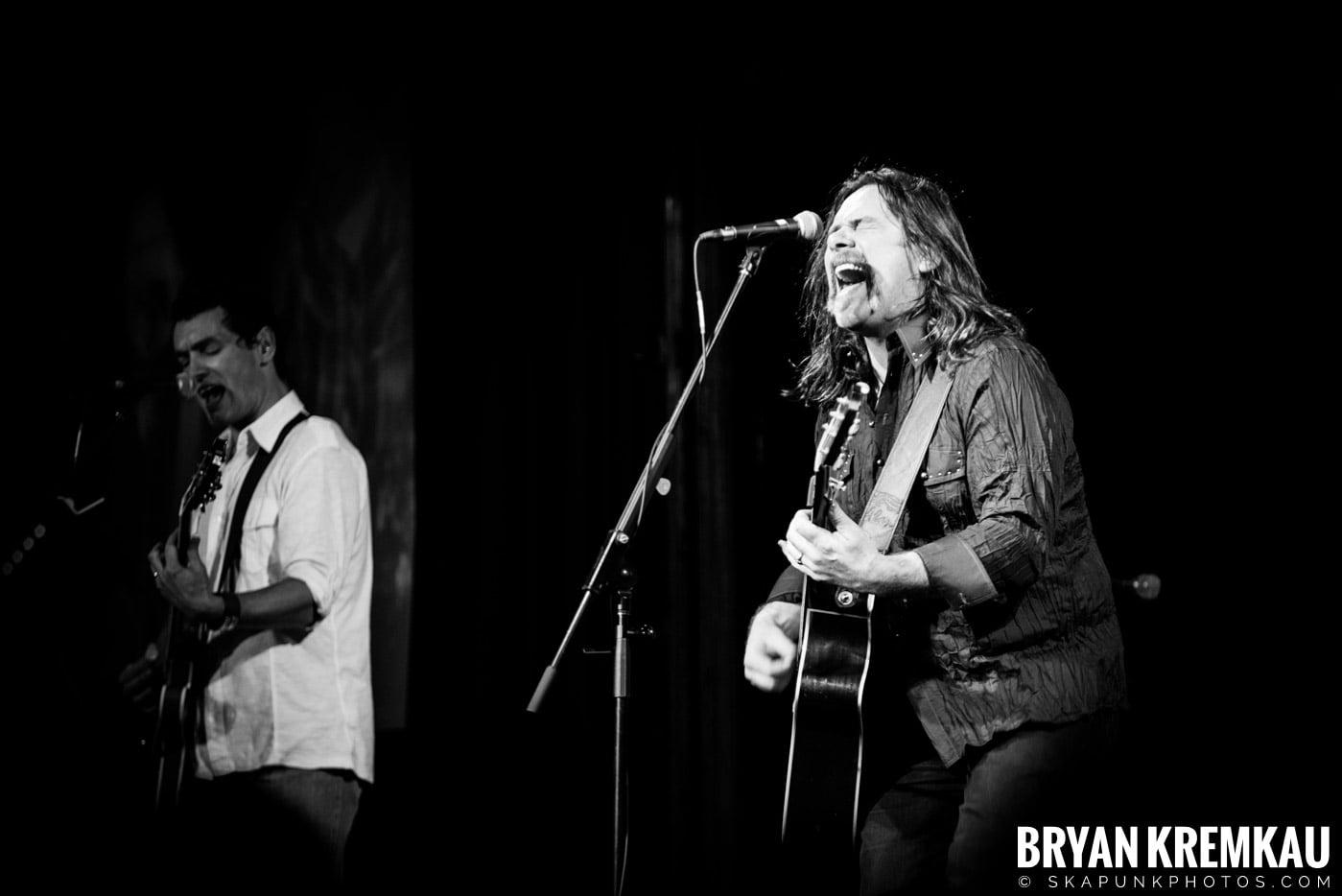 Alan Doyle @ B.B. King Blues & Grill, NYC - 1.11.13 (1)