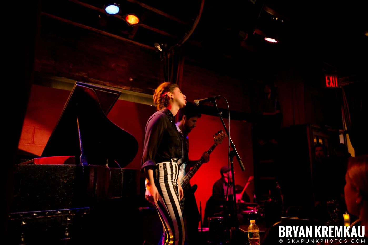 Ariana and The Rose @ Rockwood Music Hall, NYC - 1.17.13 (10)
