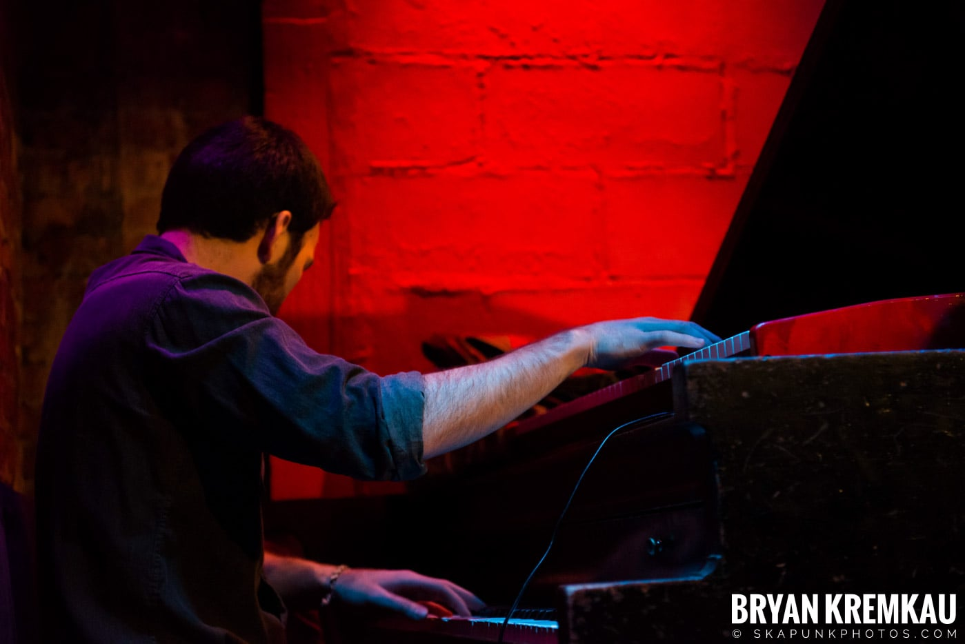 Ariana and The Rose @ Rockwood Music Hall, NYC - 1.17.13 (5)
