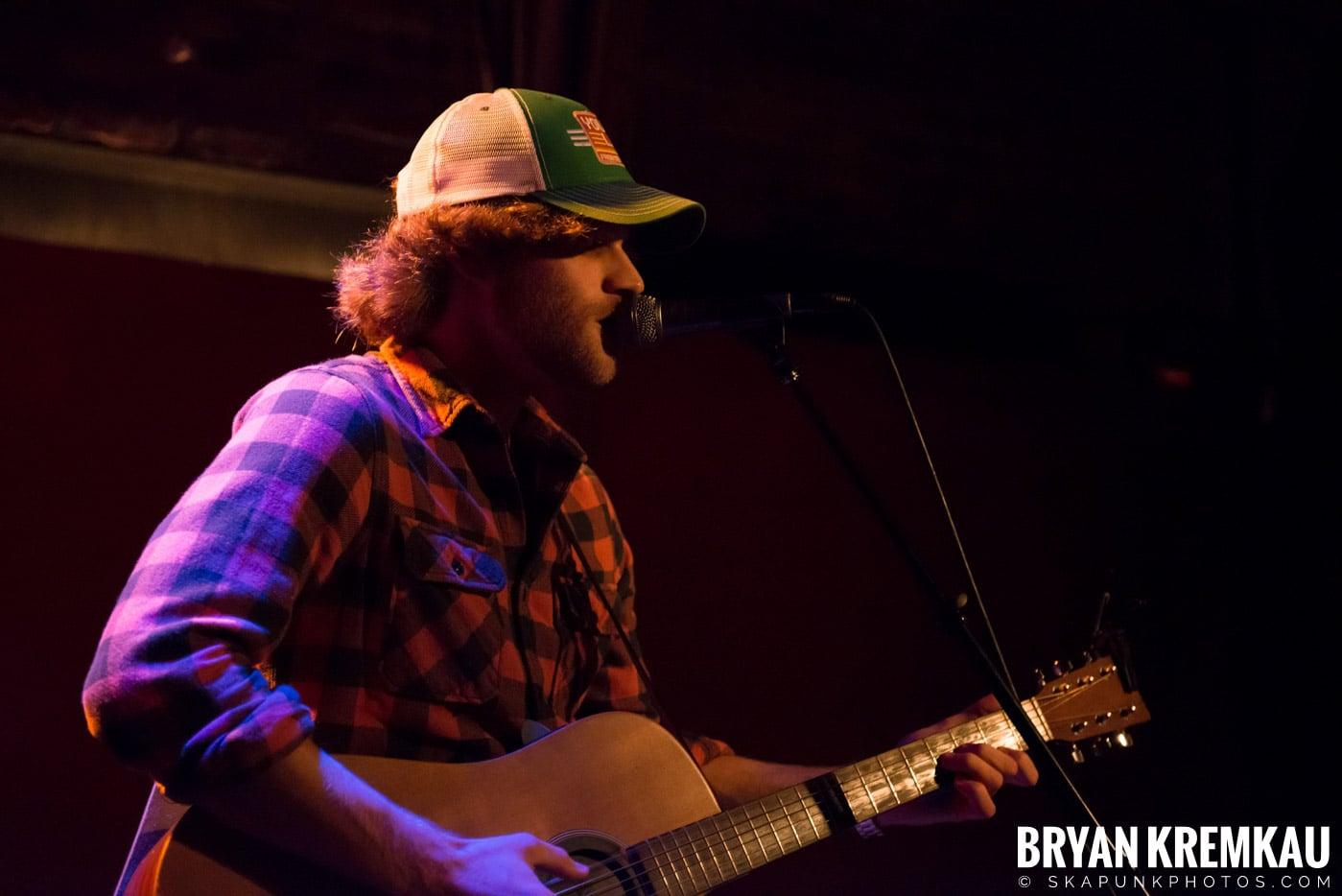 Nick Gill @ Rockwood Music Hall, NYC - 1.17.13 (14)