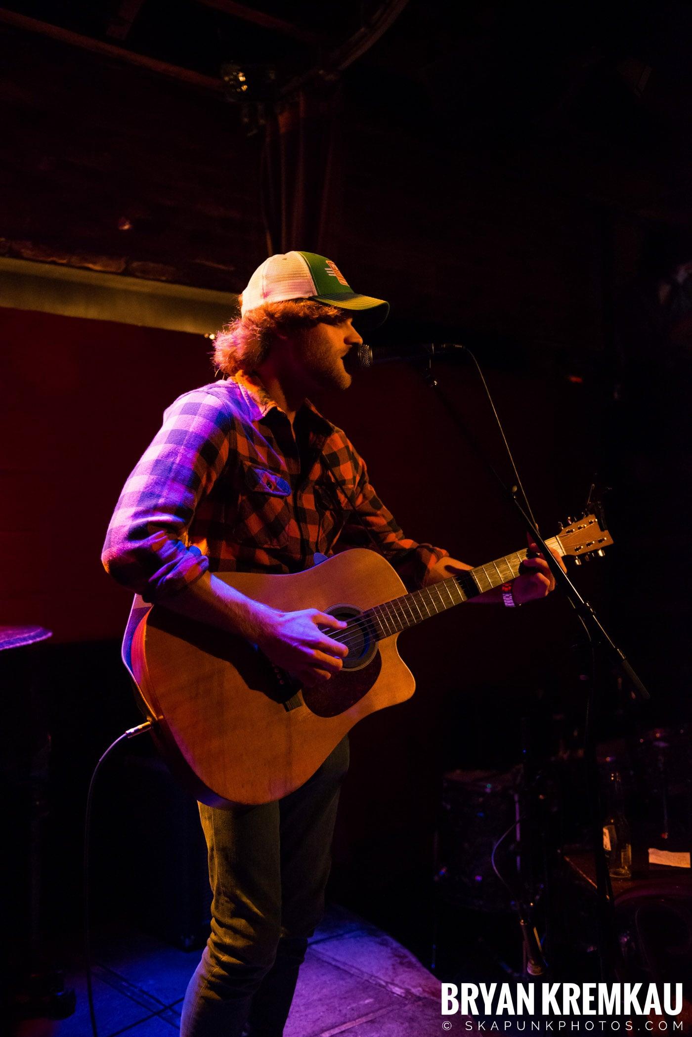 Nick Gill @ Rockwood Music Hall, NYC - 1.17.13 (13)