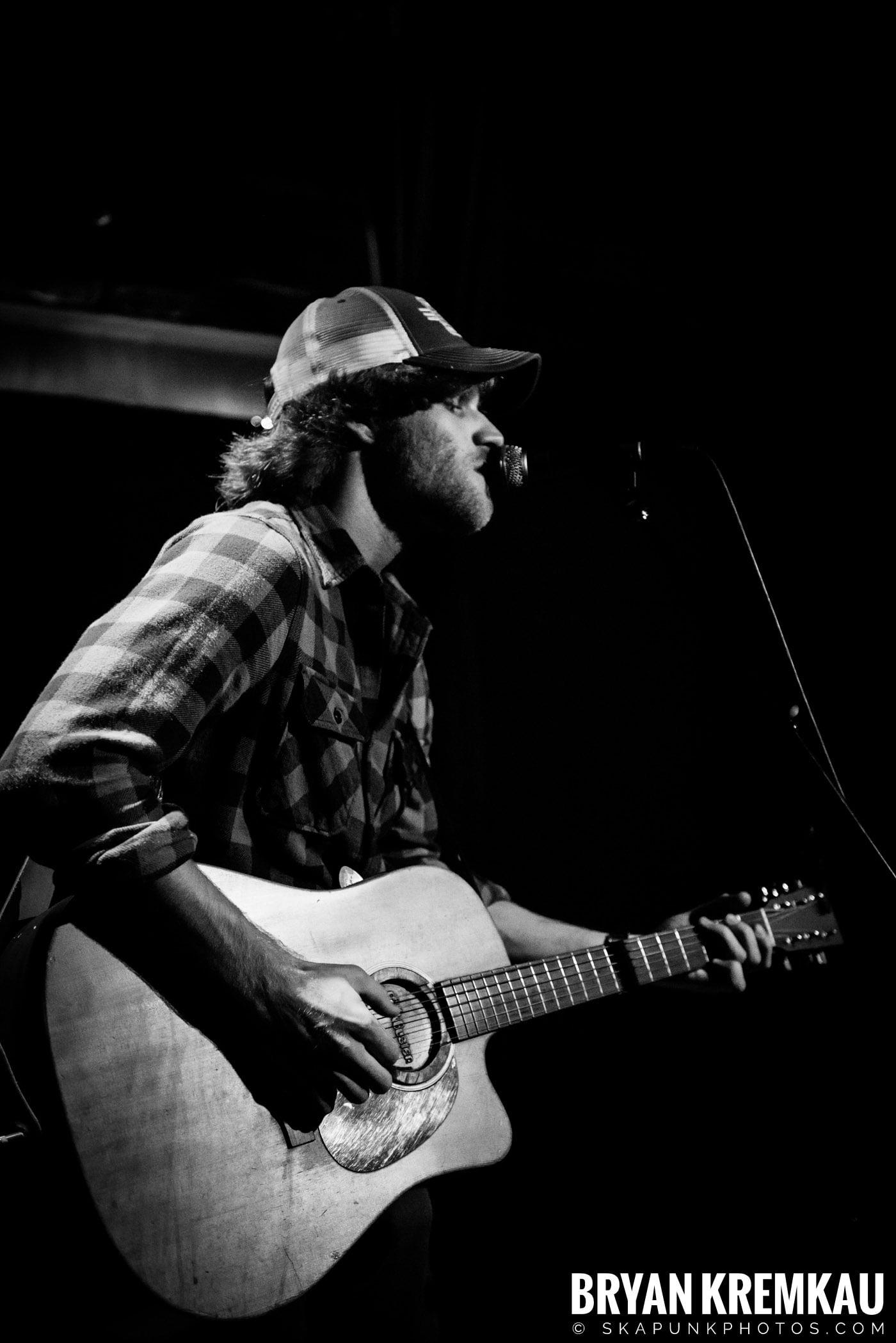 Nick Gill @ Rockwood Music Hall, NYC - 1.17.13 (12)
