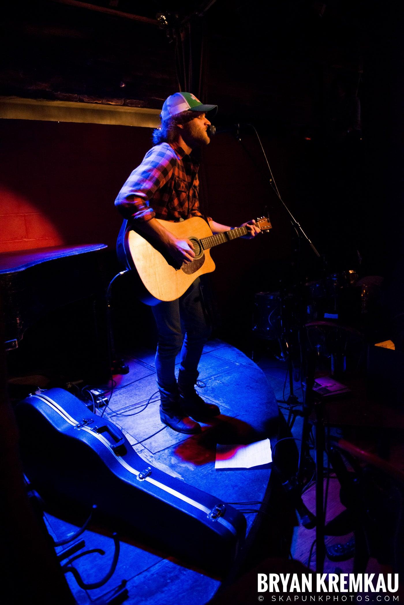 Nick Gill @ Rockwood Music Hall, NYC - 1.17.13 (11)