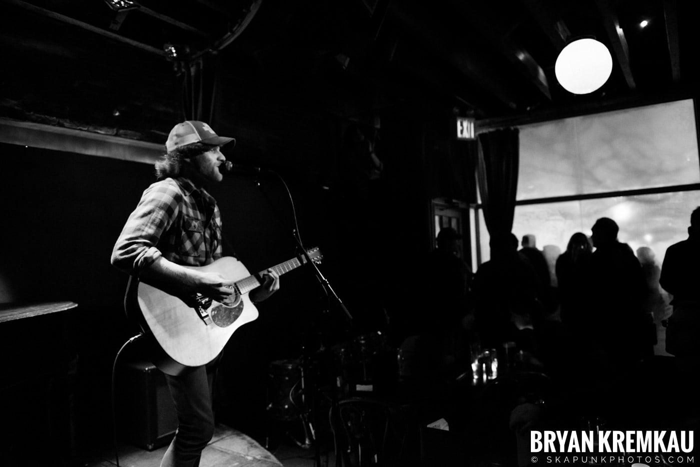 Nick Gill @ Rockwood Music Hall, NYC - 1.17.13 (10)