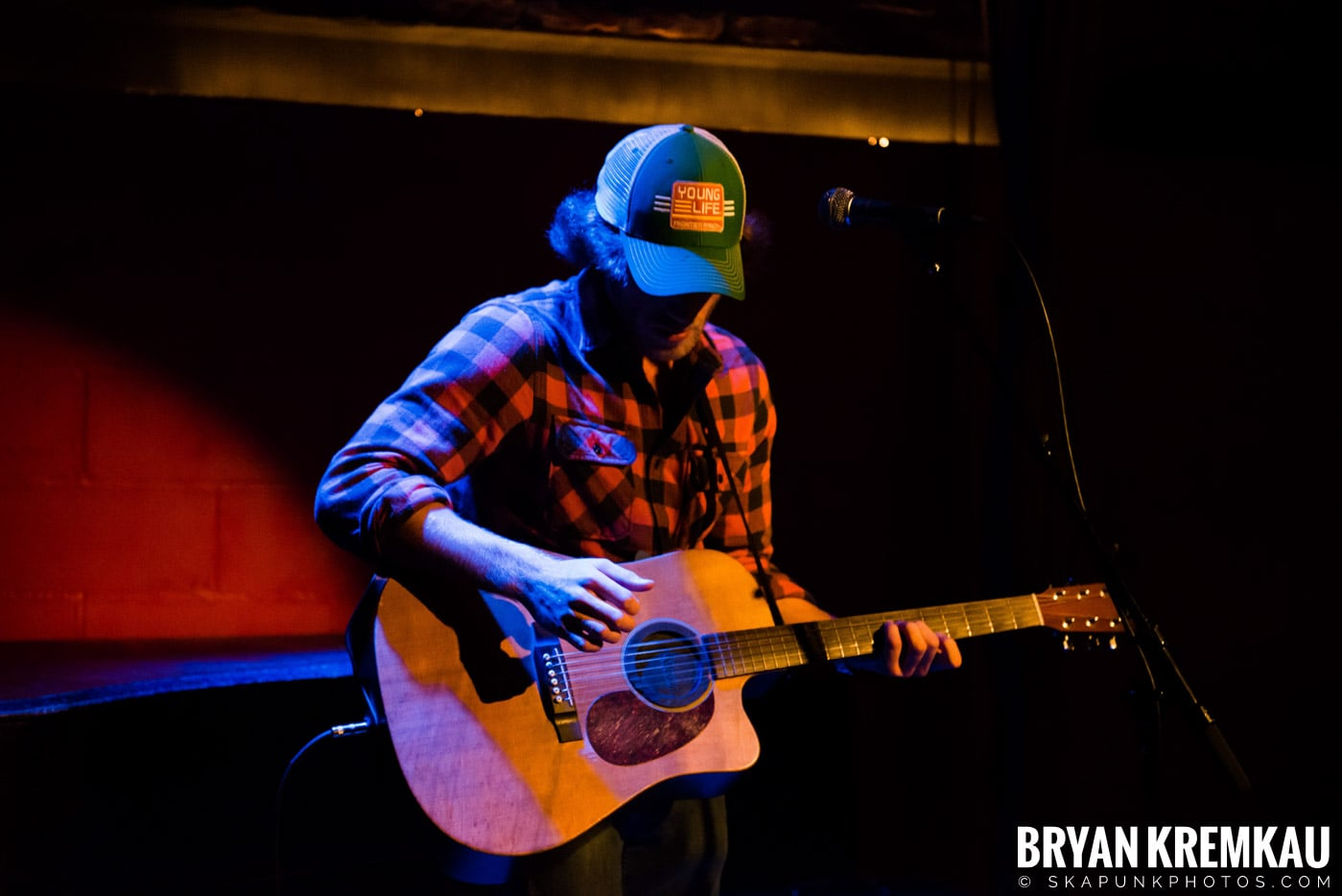 Nick Gill @ Rockwood Music Hall, NYC - 1.17.13 (8)