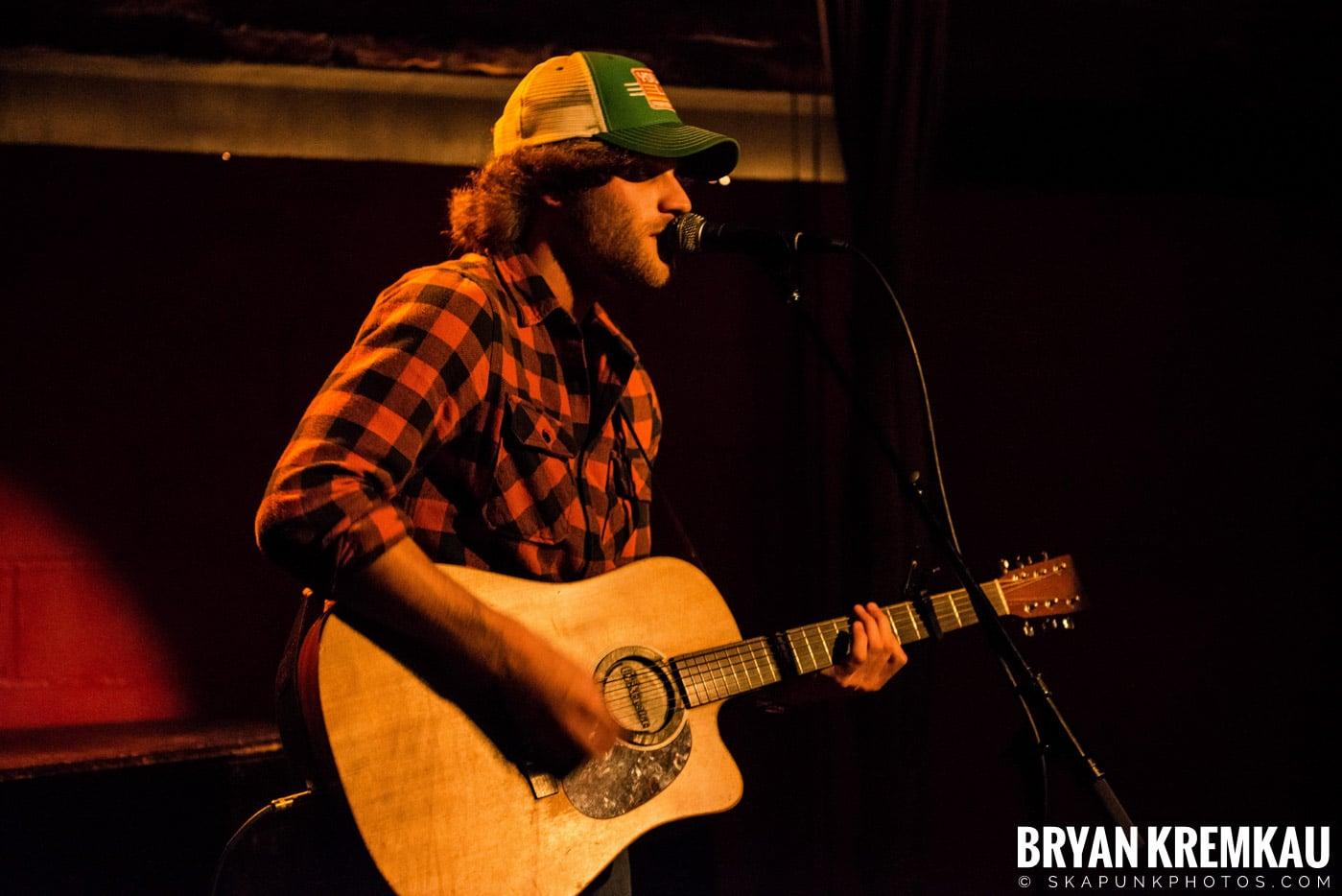 Nick Gill @ Rockwood Music Hall, NYC - 1.17.13 (7)