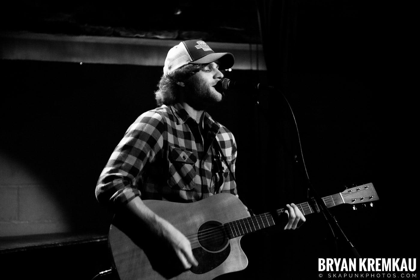 Nick Gill @ Rockwood Music Hall, NYC - 1.17.13 (4)